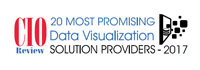 Top 20 Data Visualization Solution Companies - 2017